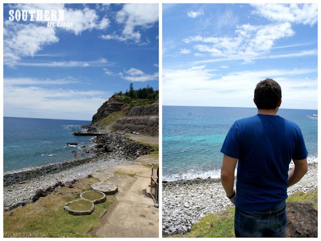 Cascade Pier Norfolk Island