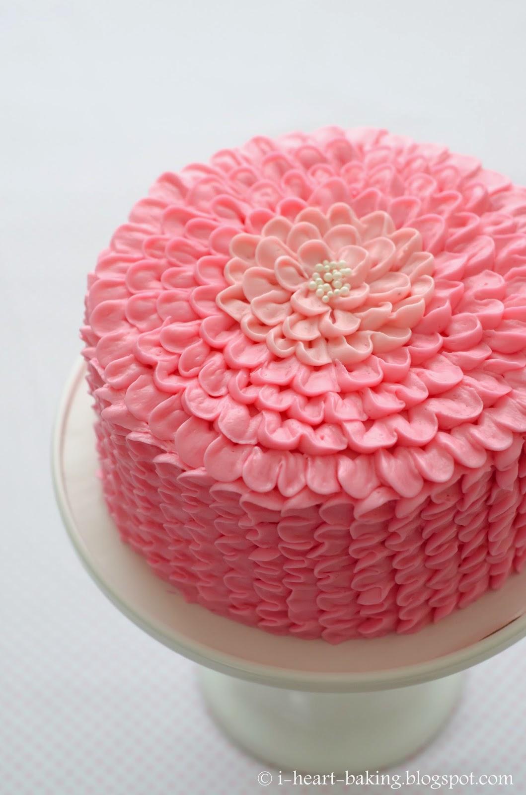 Pink Mint  Layer Cake