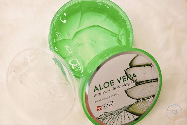 review-snp-aloe-vera-intensive-soothing-gel