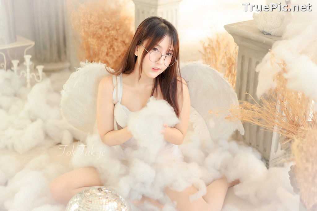 Image Thailand Model - Phunnita Intarapimai - Cute Angel Girl - TruePic.net - Picture-7