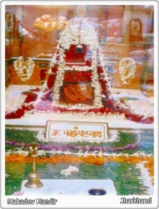 Jharkhand Mahadev Temple in Jaipur