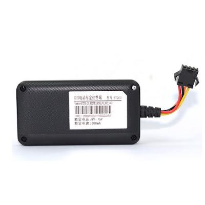 GPS Tracker ET200 hadir melindungi kendaraan anda khususnya para pemilik sepeda motor/mobil yang khawatir kendaraannya dicuri ataupun dirampok.