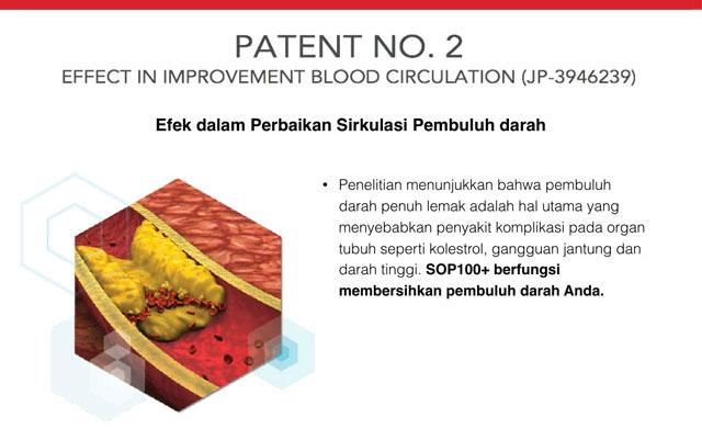 Paten SOP No. 2