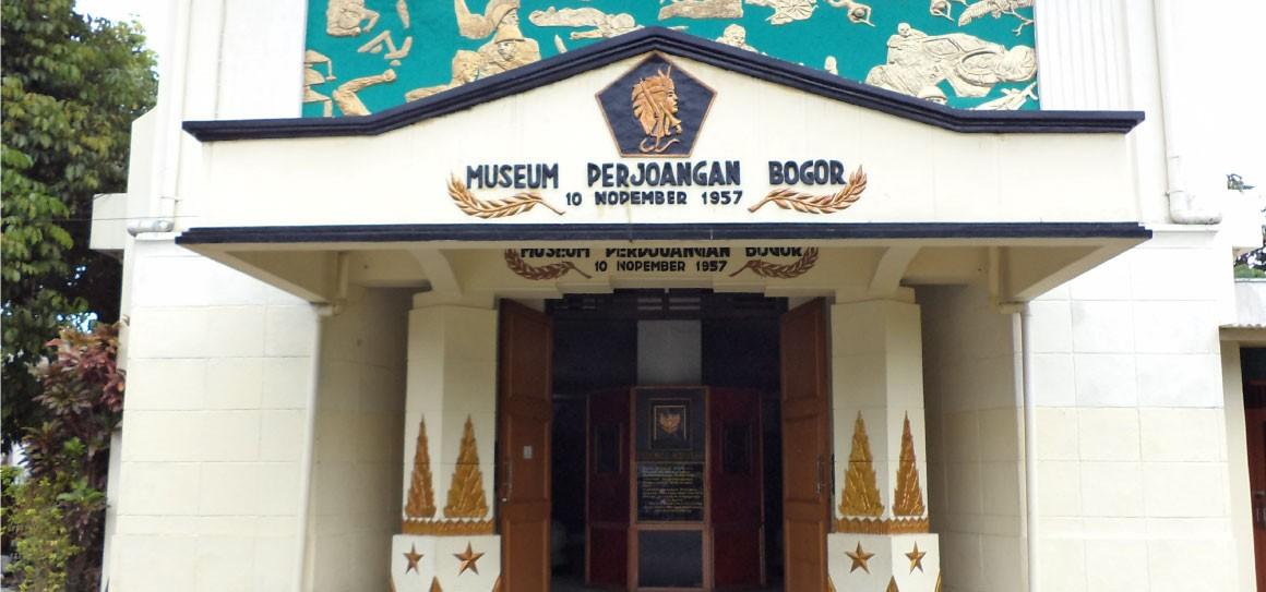 Wisata Sejarah Di Museum Perjuangan Bogor