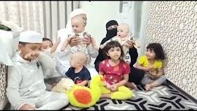 HRS Kumpul Bareng Cucu