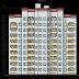 عمارة سكنية من عدة طوابق بواجهة جميلة اتوكاد dwg