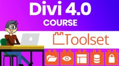 How to make WordPress website with DIVI 2020 and Toolset