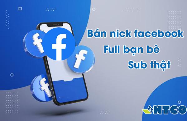 mua ban nick facebook