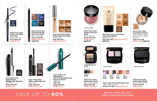 avon outlet 19 2019 makeup