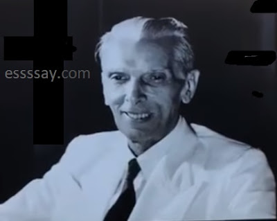 Biography of Muhammad Ali Jinnah and Essay