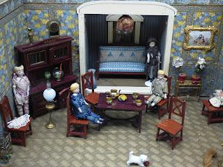 Image: Dollhouse and Chairs, by Tomasz Mikołajczyk on Pixabay