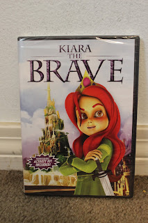 {REVIEW} Kiara the Brave DVD..