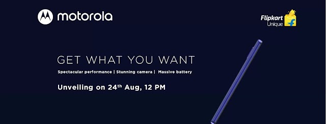 Motorola To Launch Moto G9 On August 24 In India