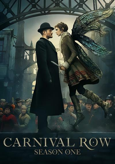 Carnival Row (2019) Temporada 1 AMZN WEB-DL 1080p Latino