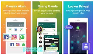 Aplikasi Cloning Android Terbaik - Do Multiple Accounts