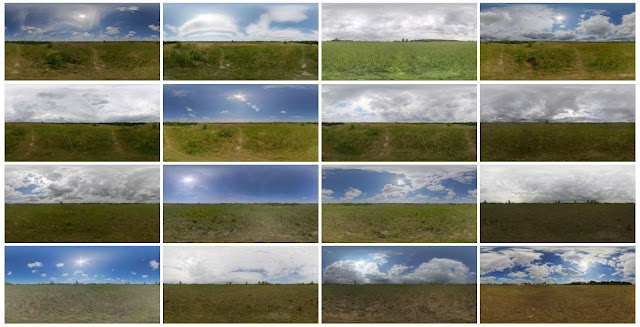 Download HDRI Collection Sky Daytime