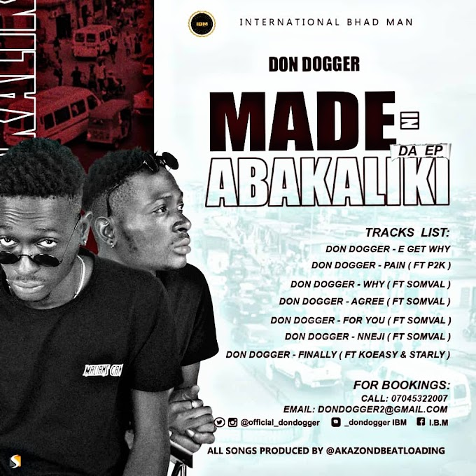 [Music Ep] Donddoger - Made in Abakaliki.mp3
