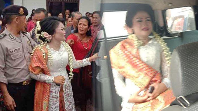 Inilah Penyelesaian Akhir Batalnya Pernikahan Rina Nasution dan Toni Sihombing yang Bikin Heboh HKBP