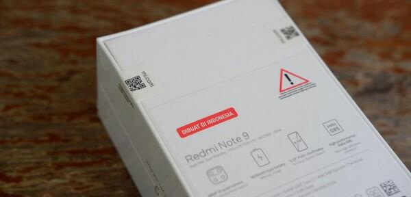 Harga  Redmi note 9 dibuat di Indonesia, Unboxing, Spesifikasi Redmi Note 9 2 jutaan