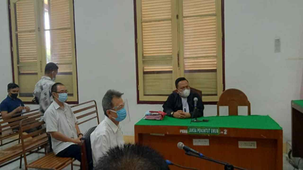 Sidang Keterangan Palsu di Akta Notaris, Hakim Tolak Eksepsi Lim Kwek Liong