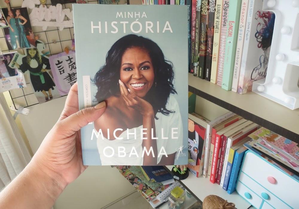 Resenha | Minha História, de Michelle Obama