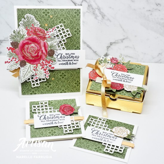 Craftyduckydoodah!, Christmastime Is Here, Susan Simpson UK Independent Stampin' Up! Demonstrator, Supplies available 24/7 from my online store,