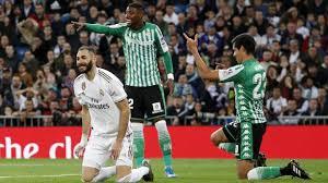 مباراة ريال مدريد وريال بيتيس