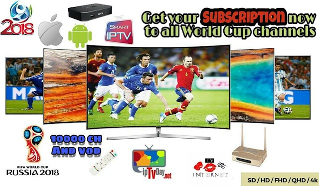 Enjoy IPTV Subscription. More than 10000 ch and vod