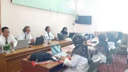 Seleksi Bakal Calon Pengawas Sekolah Kota Solok