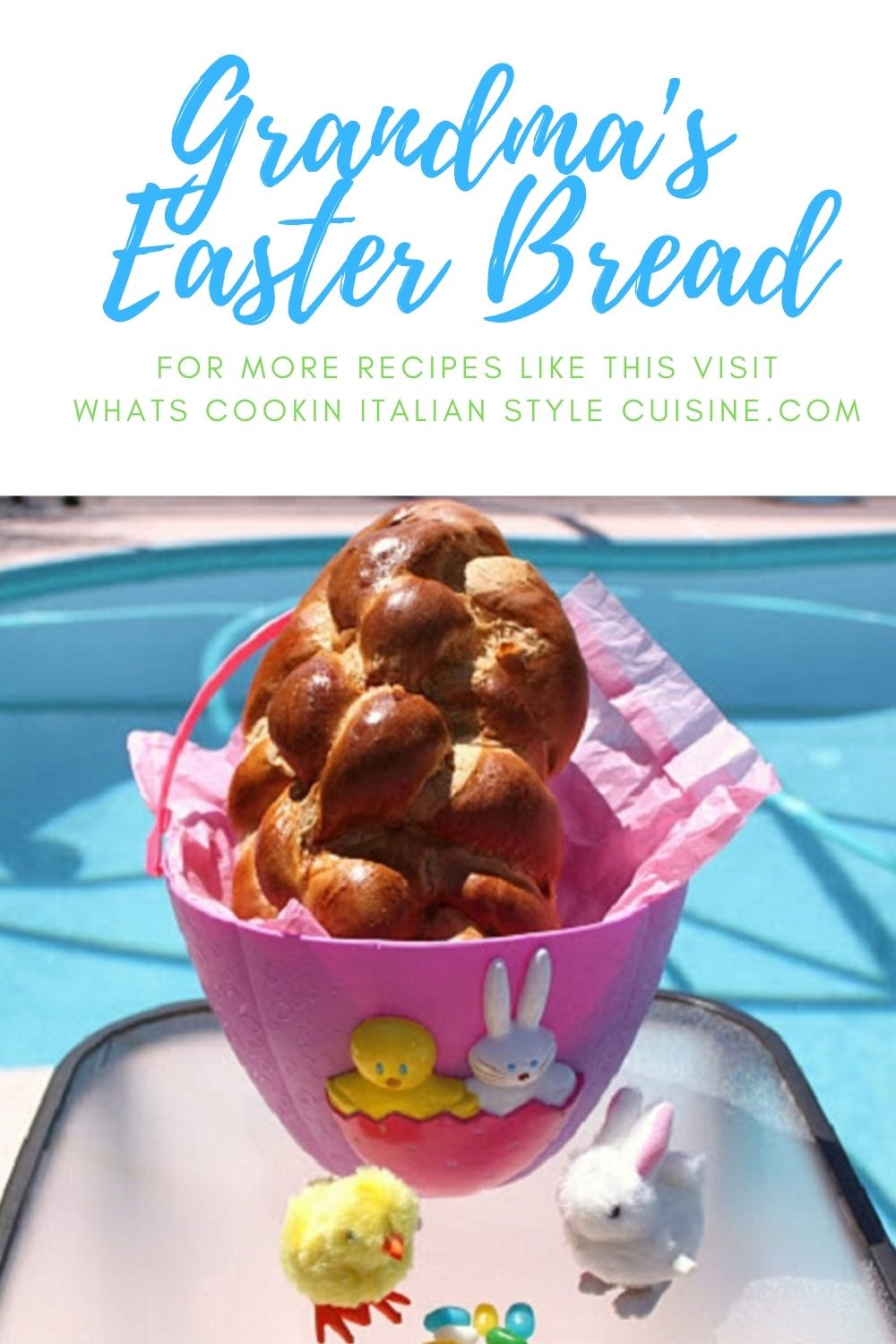 this is a pin for later on how to make Italian Easter Bread