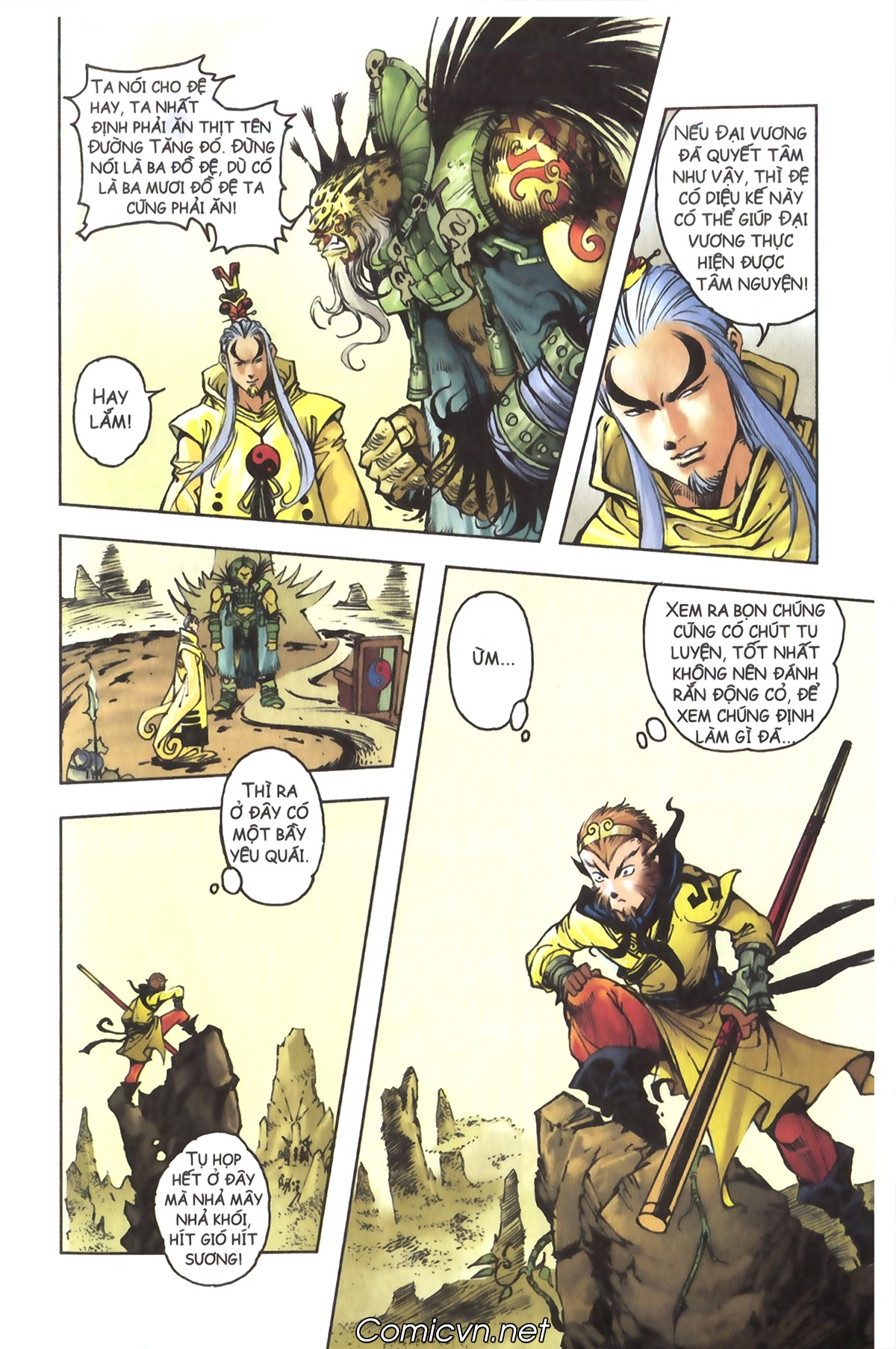 Tây Du Ký màu - Chapter 117 - Pic 7
