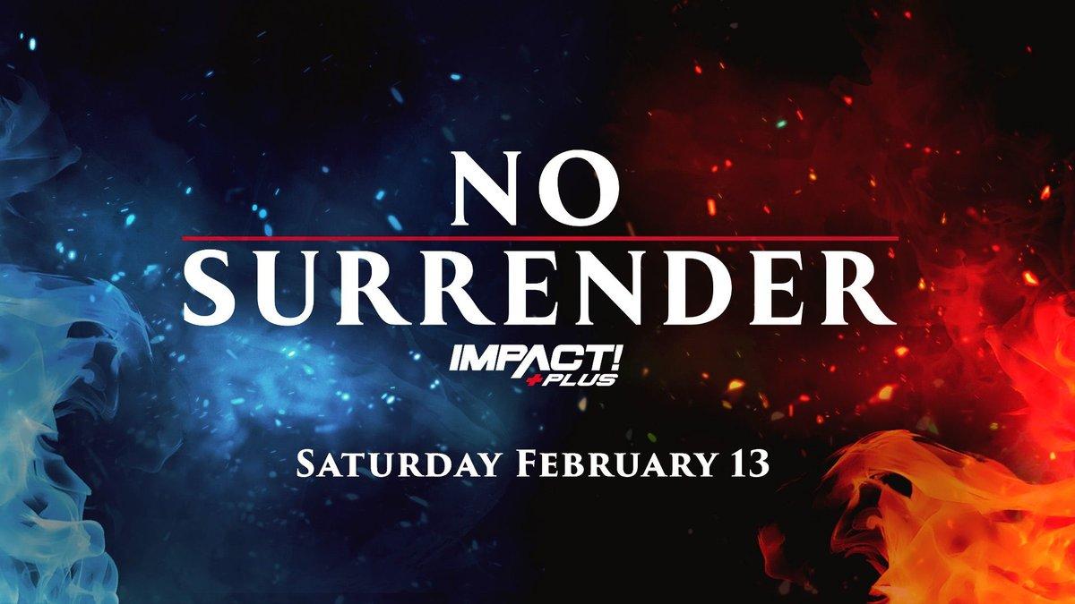 IMPACT Wrestling anuncia o especial No Surrender