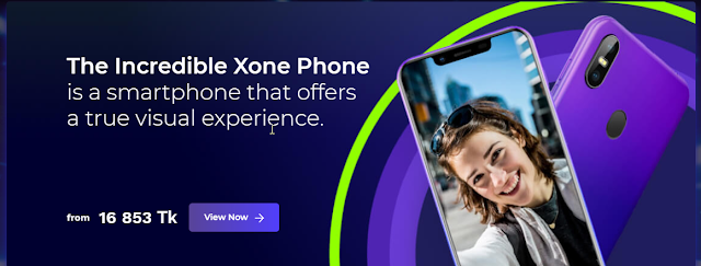 Official Android 8.1 Smartphone Xone
