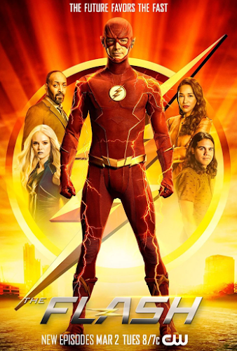 The Flash Temporada 7 (Web-DL 1080p Ingles Subtitulada) (2021)