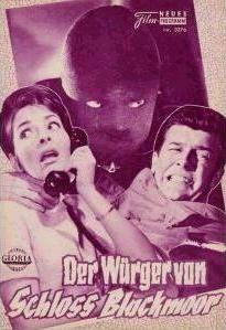 El film de terror de serie B Der Würger von Schloss Blackmoor contó con una banda sonora compuesta por Oskar Sala