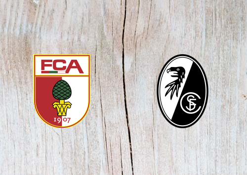 Augsburg vs Freiburg - Highlights 30 September 2018