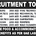 RECRUITMENT TO A FACILITY MANAGEMENT COMPANY IN UAE