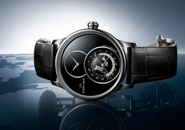Jaquet Droz Grande Seconde Dual Time ref J016030271