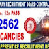 Central Railway (RRC) Apprentices Recruitment 2020