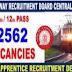 Central Railway (RRC) Apprentices Recruitment 2020