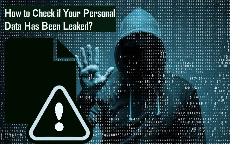 Personal Data Leaked