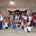 Asociación folclórica agasajo a los niños