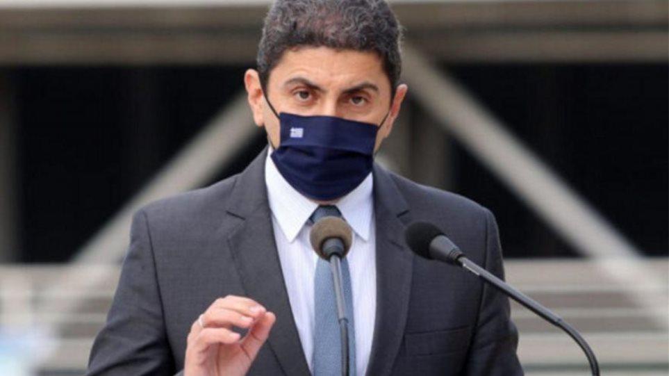 Ο Αυγενάκης για το σενάριο αναστολής της Super League 2
