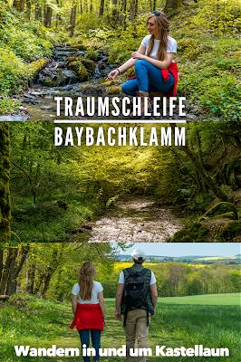 Traumschleife Baybachklamm | Saar-Hunsrück-Steig | Wandern Kastellaun | Premiumwanderweg Hunsrück 16