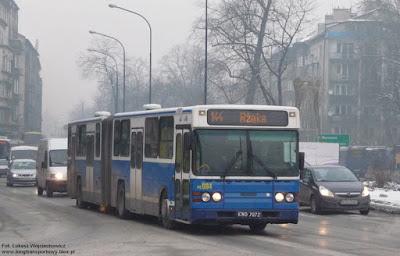 Scania CN113ALB, MPK Kraków