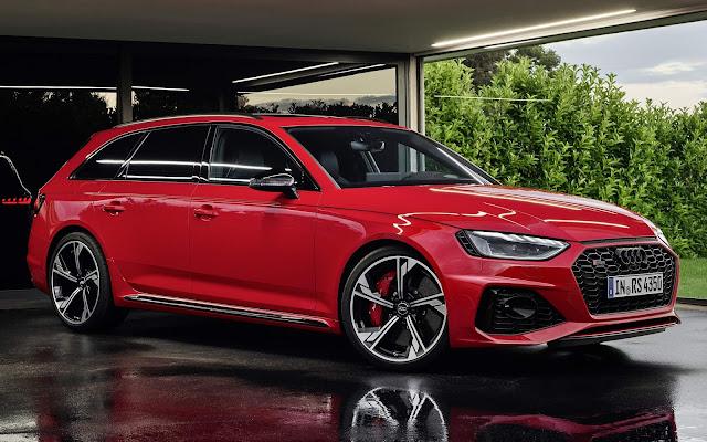 Novo Audi RS4 Avant 2020