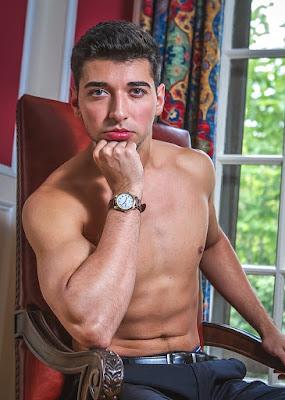 Hot Male Model Brett Dylan
