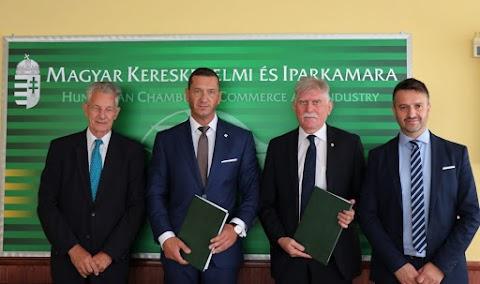 Megújította együttműködési megállapodását az MKIK, az Eximbank és a Mehib