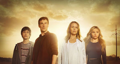 Los protagonistas de The Gifted