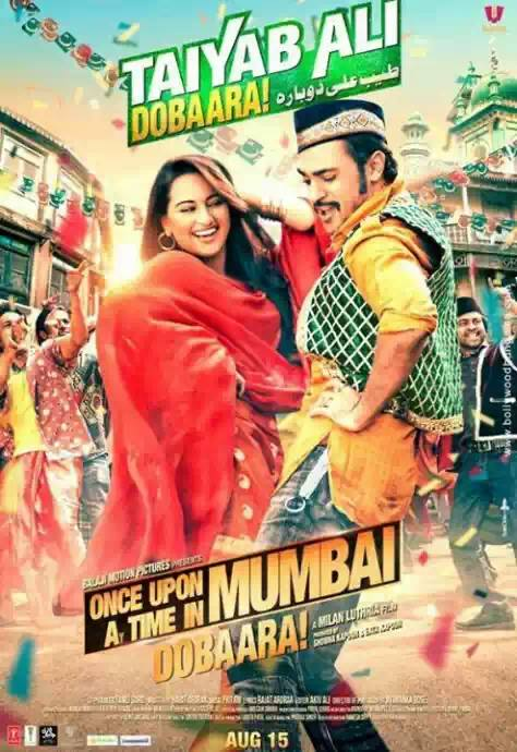 Once upon a time in mumbaai dobara theme song download